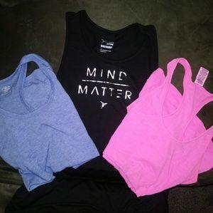 Mind Over Matter Tank Lot S/M